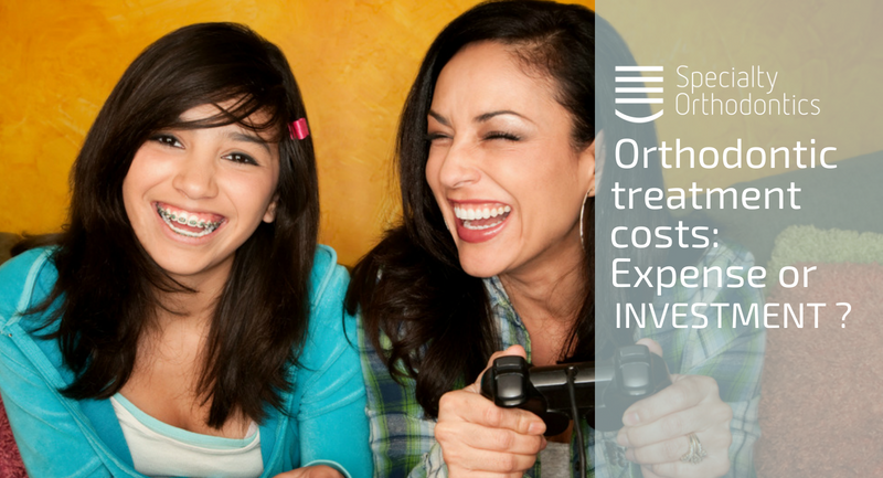 Orthodontic treatment costs: expense or investment? Understanding the return on investment from orthodontic treatment
